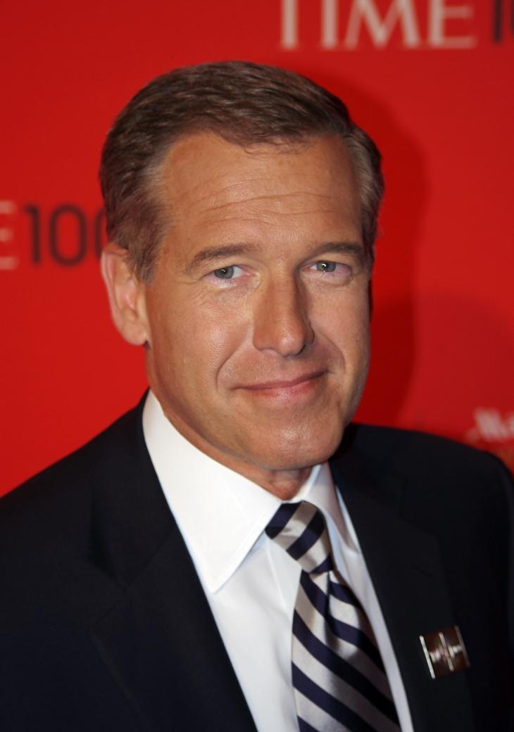 Brian Williams, NBC